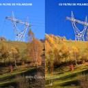 Efect filtru de polarizare