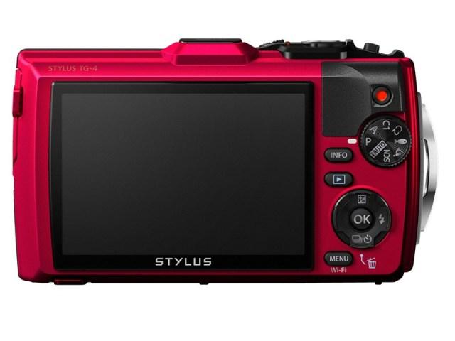 Olympus TG-4 aparat foto subacvatic