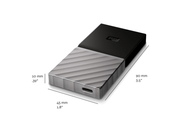 WesternDigital MyPassport SSD