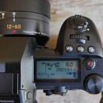 Panasonic G9 cu obiectivul 12-60mm