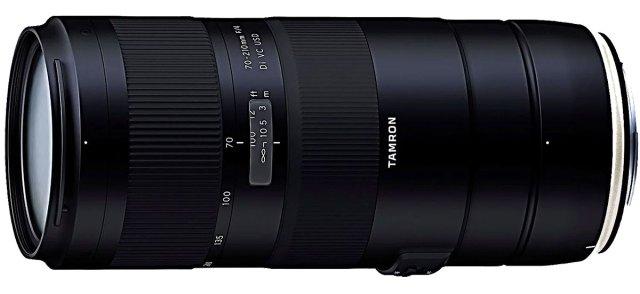 Tamron 70-210mm f/4 pentru Canon si Nikon
