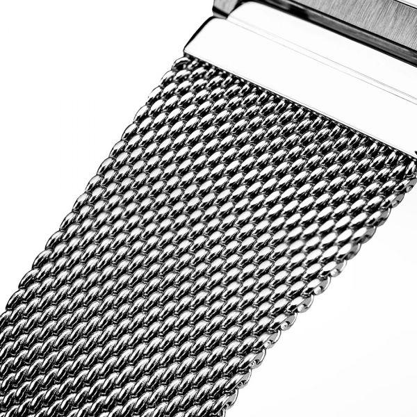 Men's A1000M-1BVT Digital Watch Silver