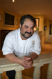 Frank Romano Executive Chef CAVE SPRING CELLARS INN ON THE TWENTY