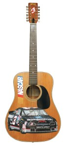 Nascar Guitar
