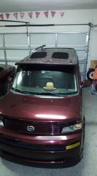 XTERRA Roof Rack Project! - Scion xB Forum