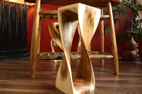 Kchenhocker Holz Barhocker Louise Stoff Holz Hocker Barstuhl Mit Lehne Kchenhocker With