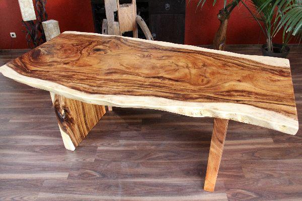 Esstisch Holz Massiv Suar 200x94x80 Schreibtisch Kchentisch