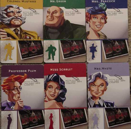 Usa Clue Boardgame 2003 Edition Amp Uk Cluedo Boardgame 2004