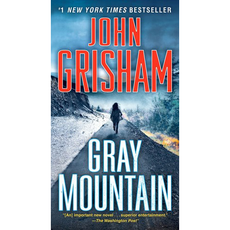 Gray Mountain Book Cover