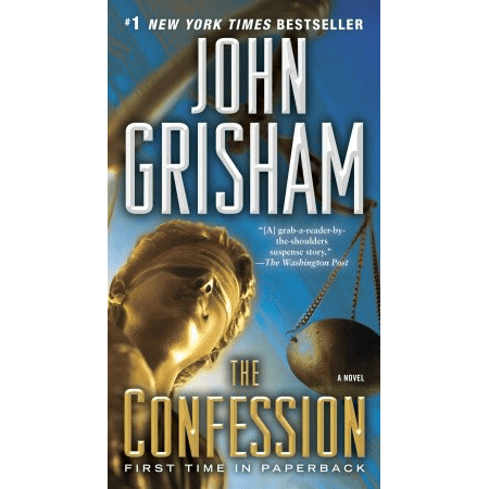 The Confession Book Cover