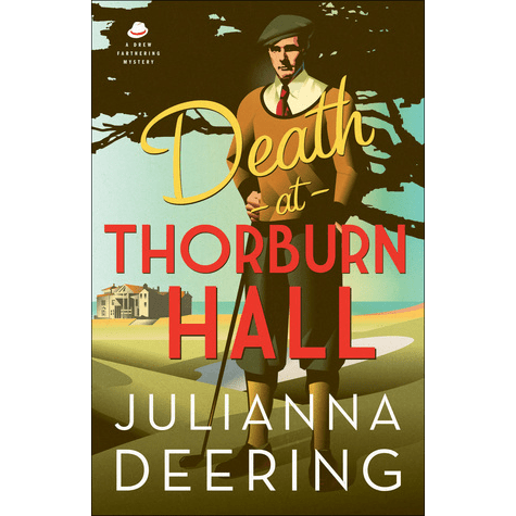 Death at Thorburn Hall Book Cover