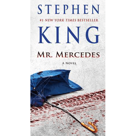 Mr. Mercedes Book Cover