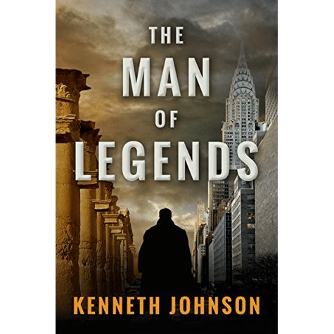 The Man of Legends Book Cover
