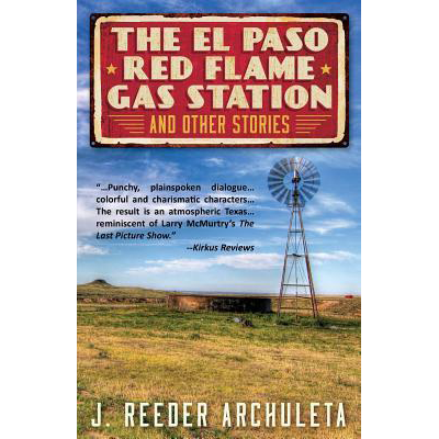 The El Paso Red Flame Gas Station Cover
