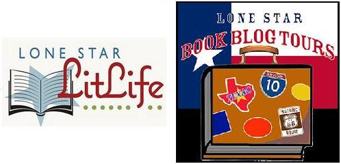 Lone Star LitLife and Lone Star Book Blog Tours logos