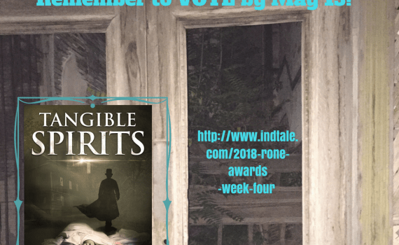 RONE Award Nominee - Remember to VOTE by May 13!