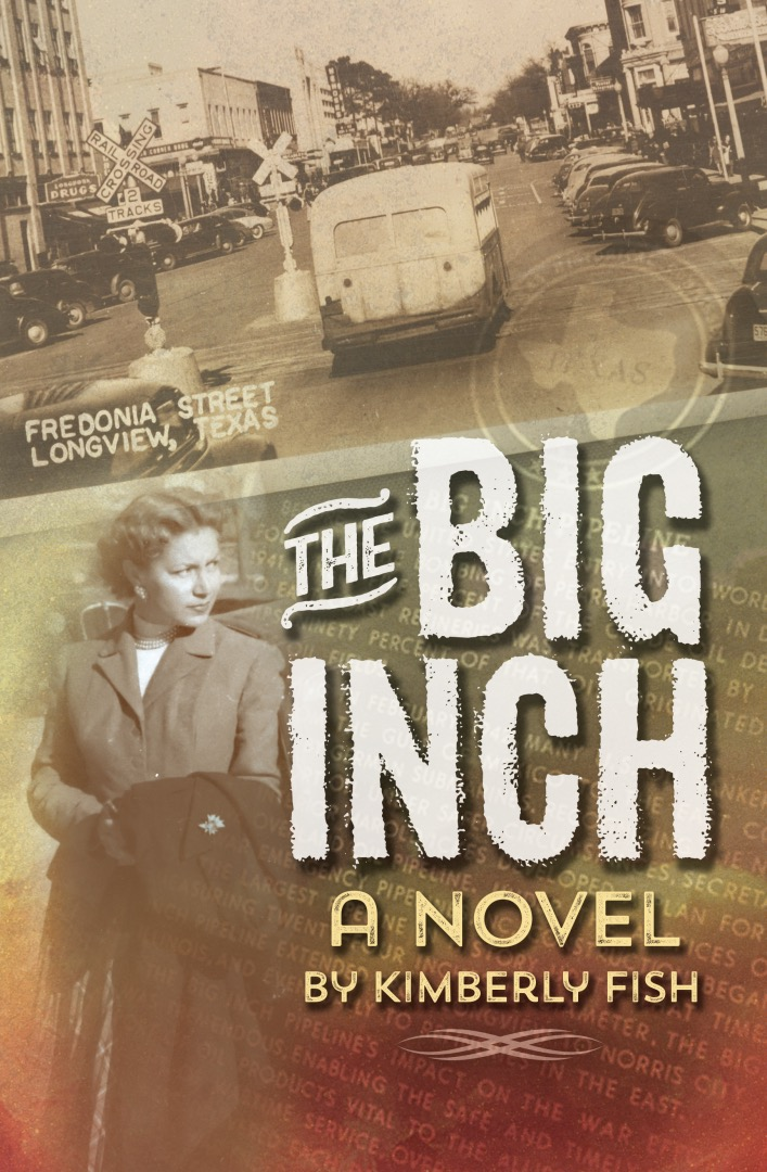 The Big Inch Book Cover