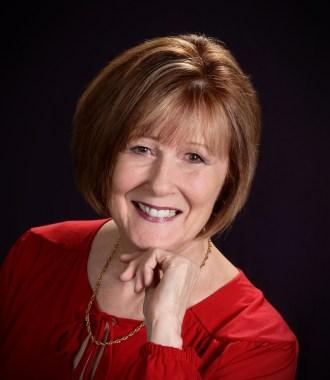 portrait of author Patricia Bradley