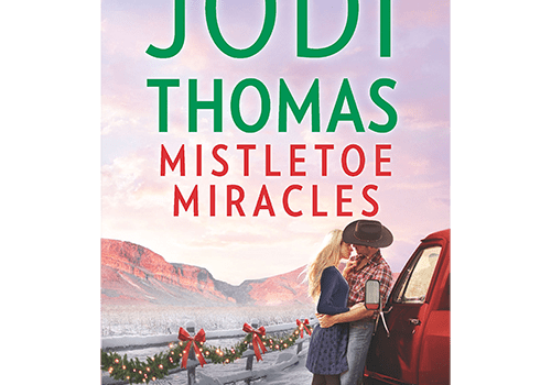 Mistletoe Miracles cover