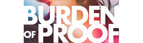 Burden of Proof Cover