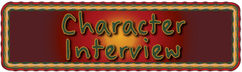 Character Interview Header