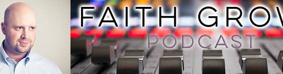 Faith Grows Podcast Logo