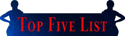 Top Five List Header