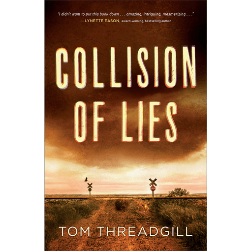 Collision of Lies Cover