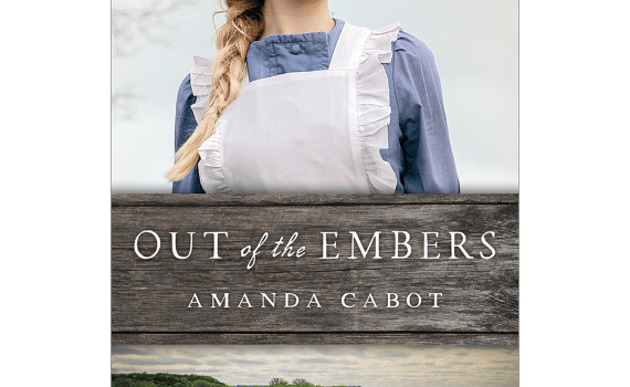 Out of the Embers Cover