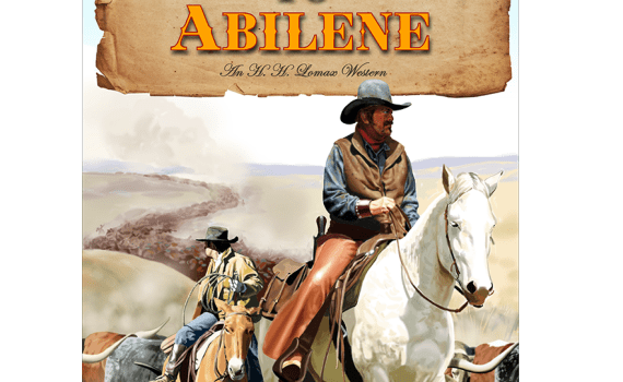 First Herd to Abilene Cover