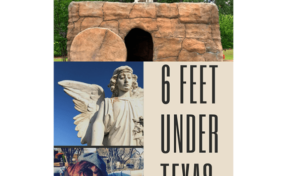 6 Feet Under Texas Cover
