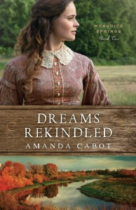 Dreams Rekindled Cover