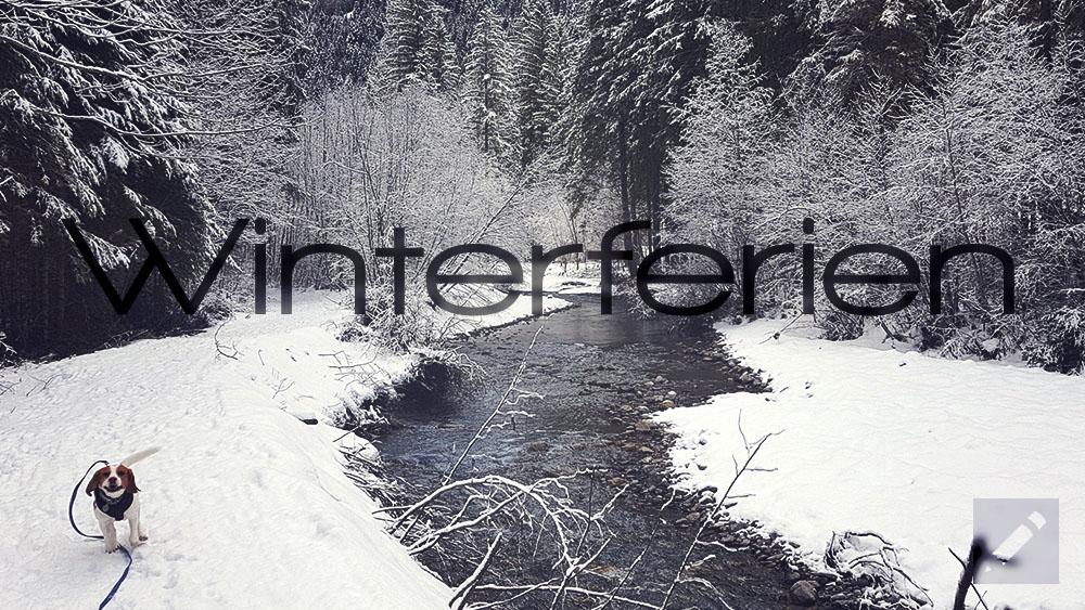 News | Wir haben Winterferien