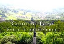 comuna taga delta transilvaniei