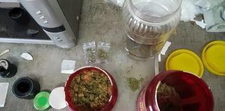 trafic de droguri