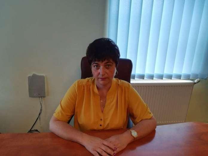 Elena Daniela Mănăilă, primarul comunei Tureni