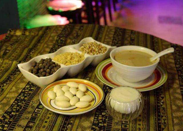 Ceaiul cu unt tibetan