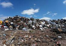 rampa de deșeuri