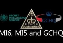 seviciile secrete britanice