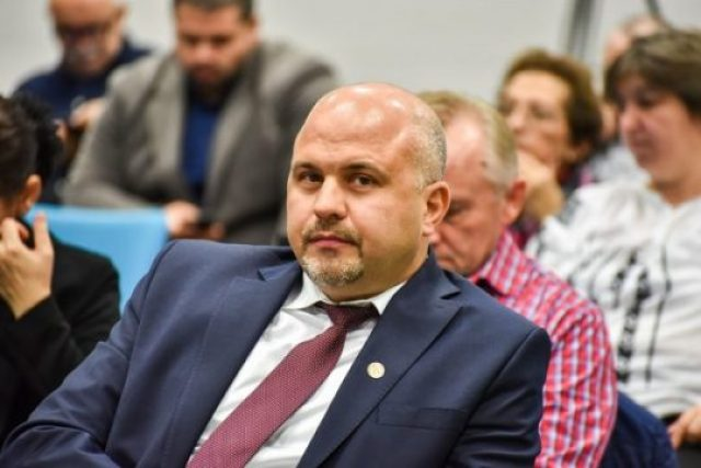 Deputatul USR Emanuel Ungureanu