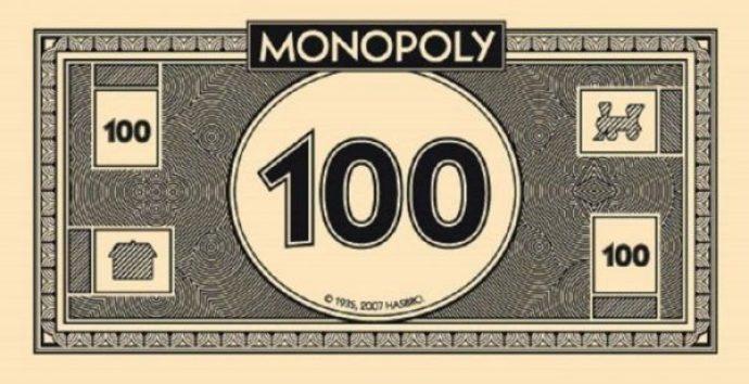 bani falsi monopoly
