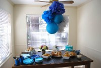 Boy Oh Boy Baby Shower - Clumsy Crafter