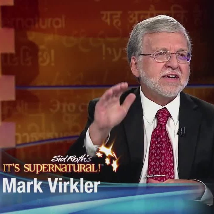 Mark-supernatural