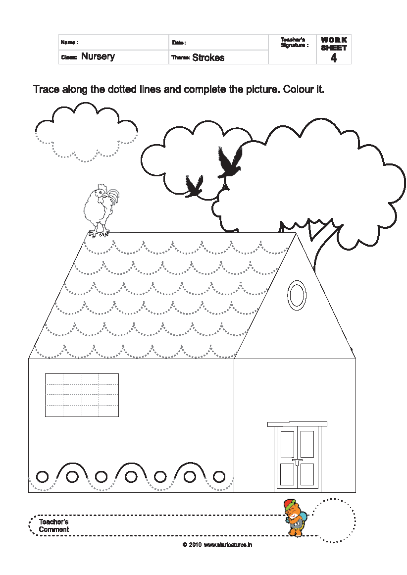 5 FREE DOWNLOAD PRE PRIMARY ACTIVITY SHEETS PDF DOC