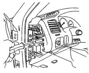How To Open An Instrument Panel Fuse Box : 40 Wiring