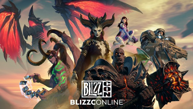 Blizzcon went online this year to touch base on future titles with a focus on game feel and nostalgia. Here's everything you need to know!