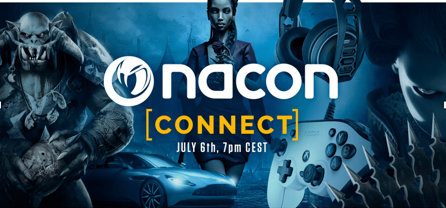 Nacon Connect Highlights: Robocop, Lord of the Rings: Gollum, new website and more