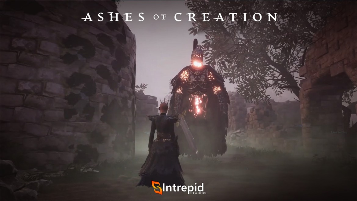 Ashes of Creation Preview Alpha Impressions