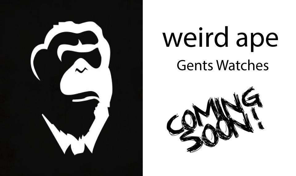 Weird Ape, Gents Watches