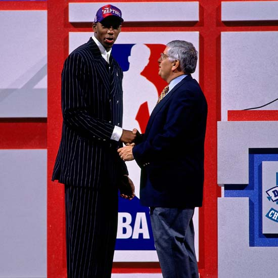 1997 NBA Draft